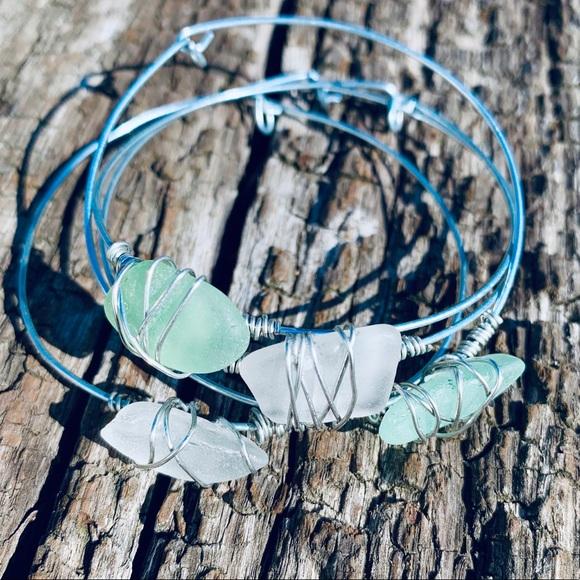 Jewelry - Tropical Dreams Bangle Bracelet